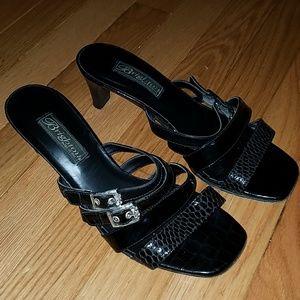 Brighton black heels